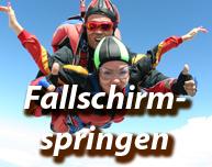 Tipps, Angebote, Überblick zum Fallschirmspringen in Deutschland