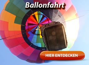 Ballonfahrt - Angebote, Tipps, Standorte, Preisvergleich